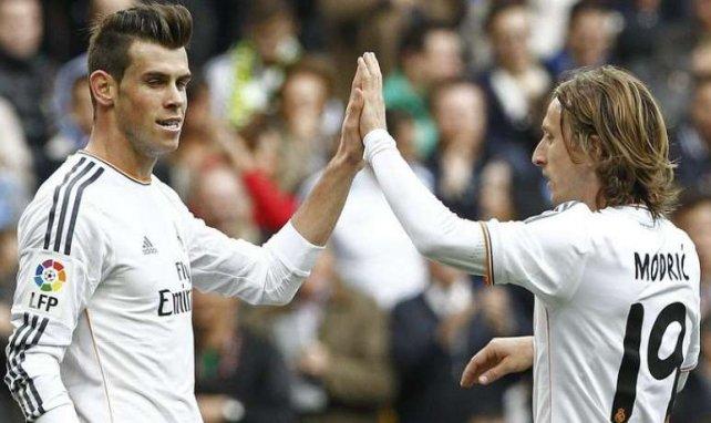 Bale et Modric ont rapporté gros aux Spurs