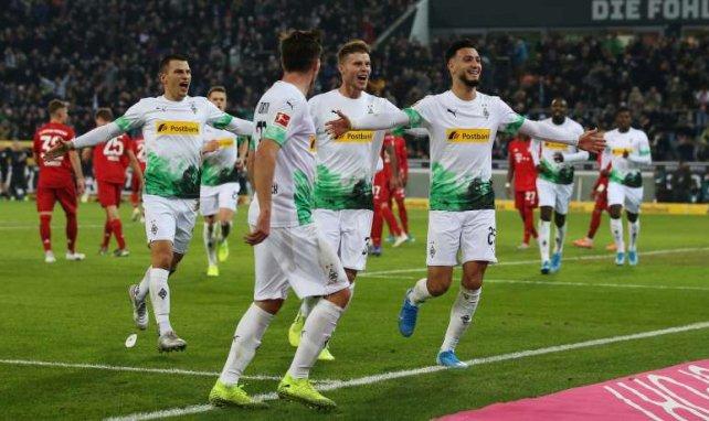 Bensebaini a inscrit ses 2es et 3es buts en Bundesliga hier