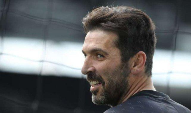 Buffon est de retour à la Juventus