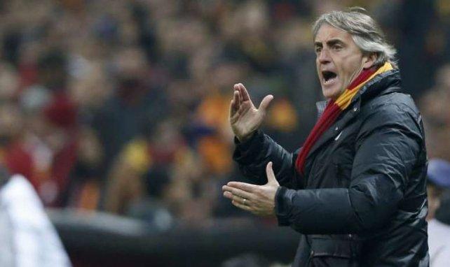 C'est fini entre Mancini et Galatasaray