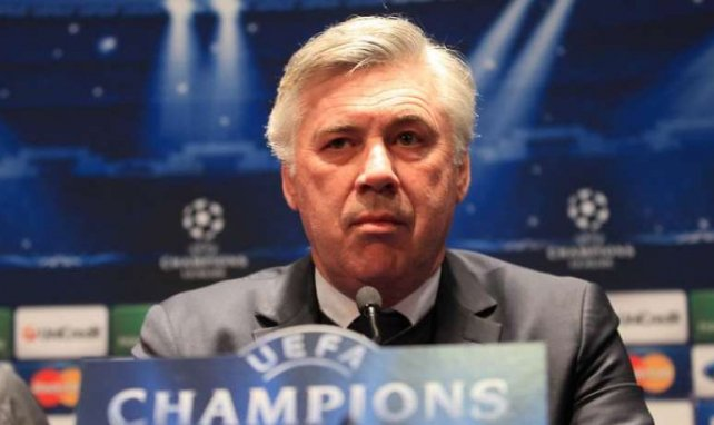 Carlo Ancelotti pourrait vivre ses dernières heures à la tête du Napoli