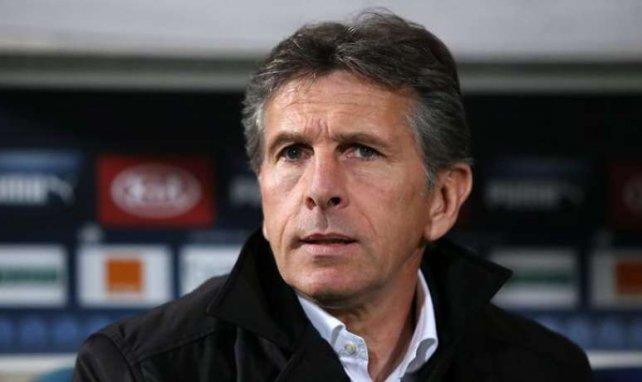 Claude Puel a été limogé par Southampton