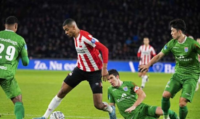 Cody Gakpo au PSV en championnat