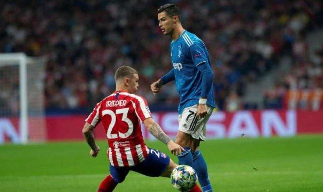 Cristiano Ronaldo contre l'Atlético de Madrid