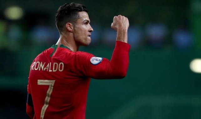 Portugal : Cristiano Ronaldo continue d'exploser les compteurs
