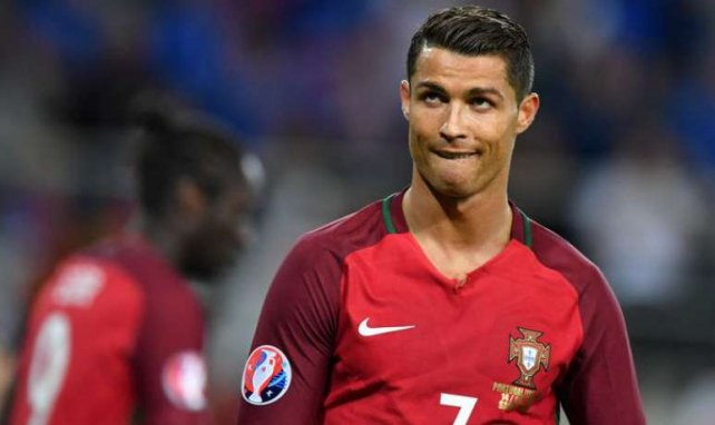 Cristiano Ronaldo l'a mauvaise