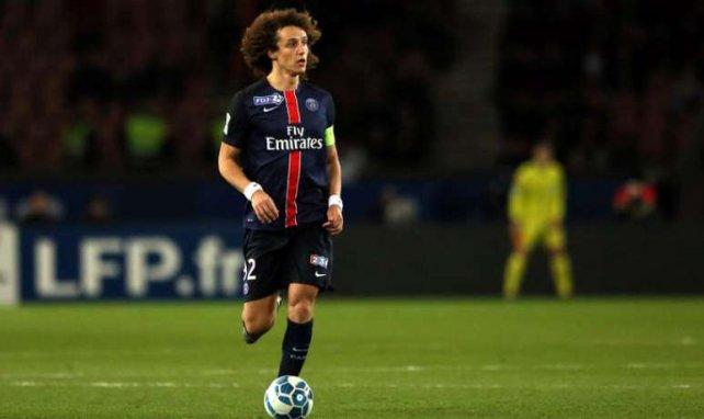 David Luiz fait ses adieux au PSG