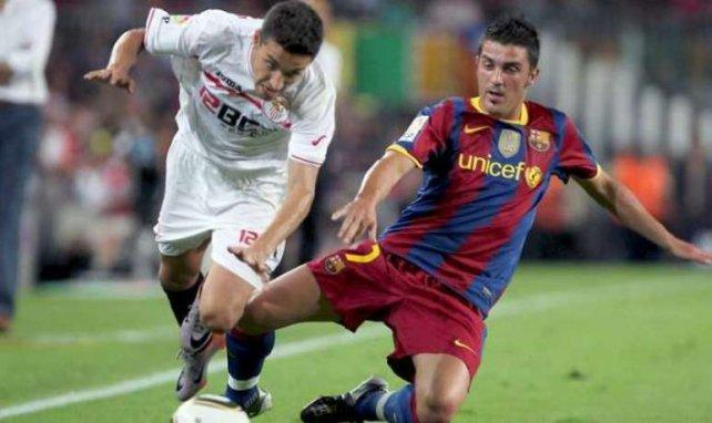 David Villa snobé par Raul