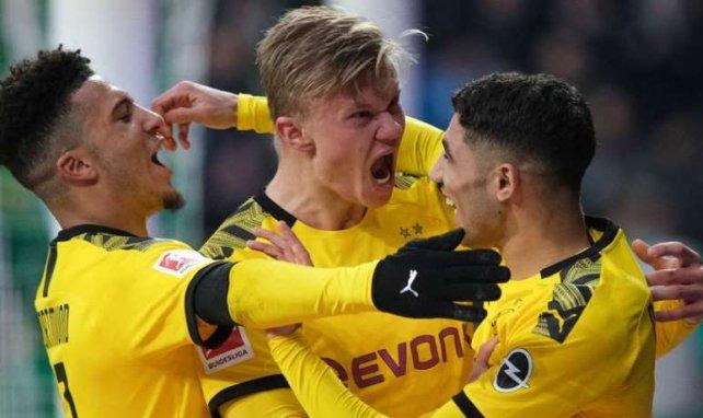 Des joueurs de Dortmund attisent les convoitises