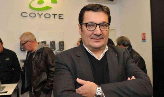Didier Quillot lors de l'inauguration du Coyote Store à Toulouse