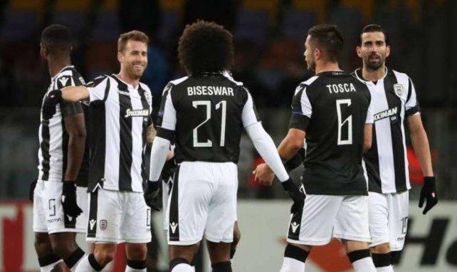 Diego Biseswar et le PAOK ont réussi une saison de folie