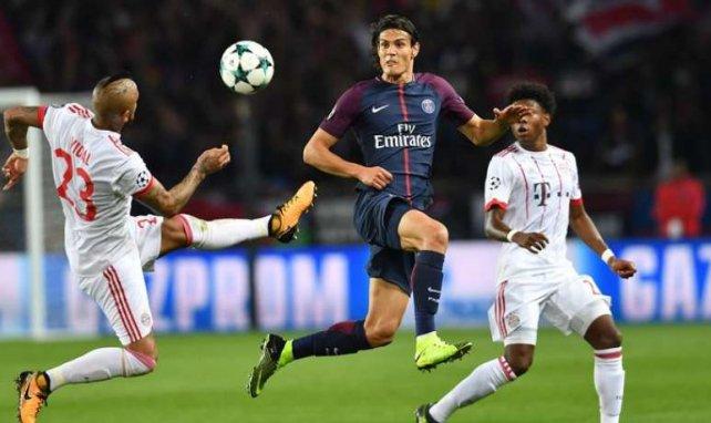 Edinson Cavani et le PSG ont surclassé le Bayern