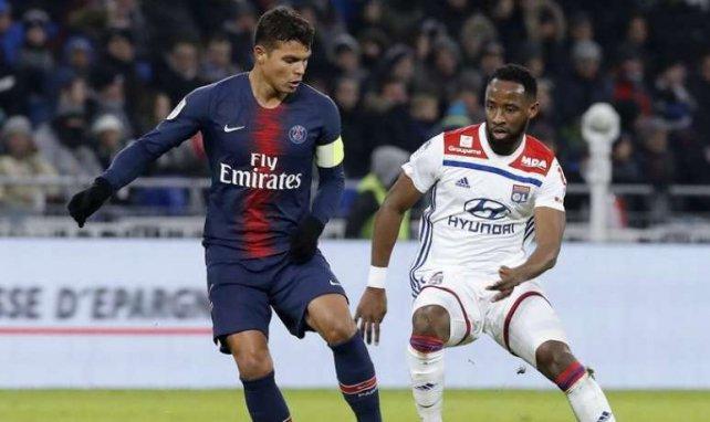 Manchester United a ciblé Moussa Dembélé pour remplacer Romelu Lukaku !