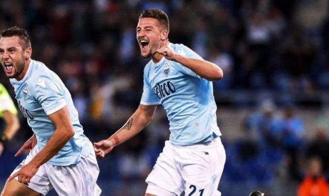 La Lazio ouvre la porte à un départ de Sergej Milinković-Savić