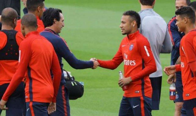 Emery croit dur comme fer en Neymar et ne veut pas le voir au Real