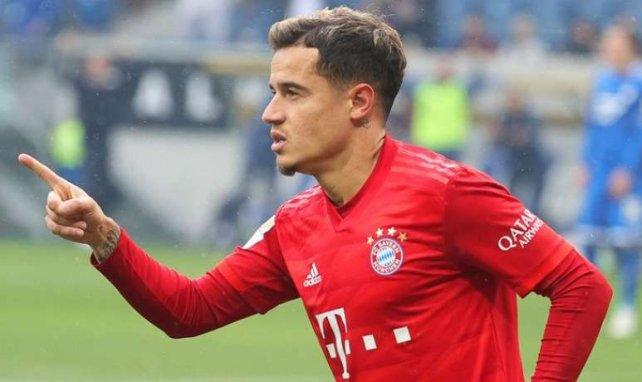 En prêt au Bayern Munich, Coutinho va retourner au Barça