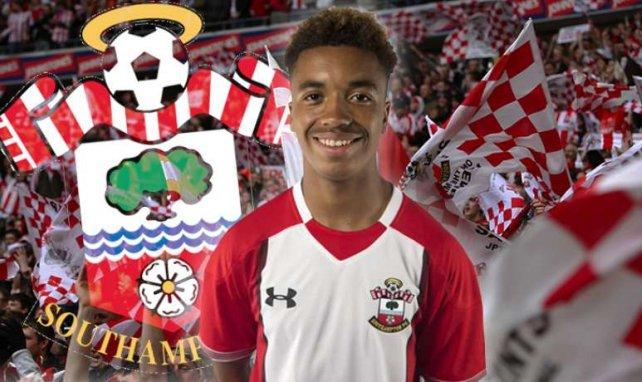 Enzo Robise va résilier avec Southampton