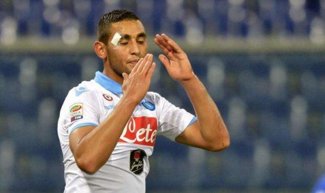 Naples : encore une terrible blessure pour Faouzi Ghoulam
