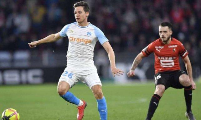 Florian Thauvin ne sait pas encore si il restera à l'OM la saison prochaine