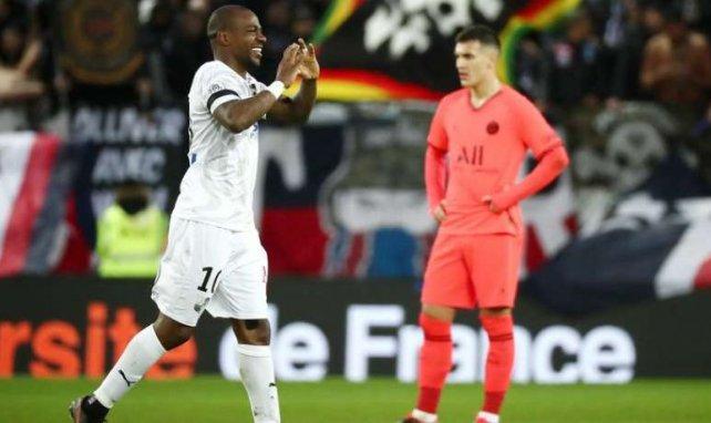 Gaël Kakuta et Amiens ont posé bien des problèmes au PSG