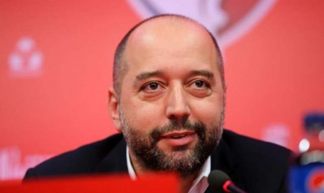 Gérard Lopez a retrouvé le sourire