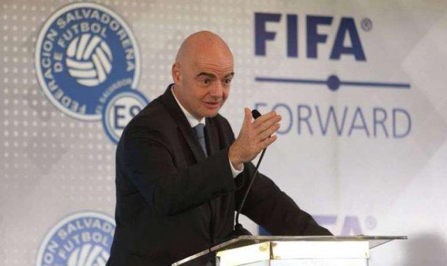 Gianni Infantino et la FIFA ont réfléchi à quelques solutions