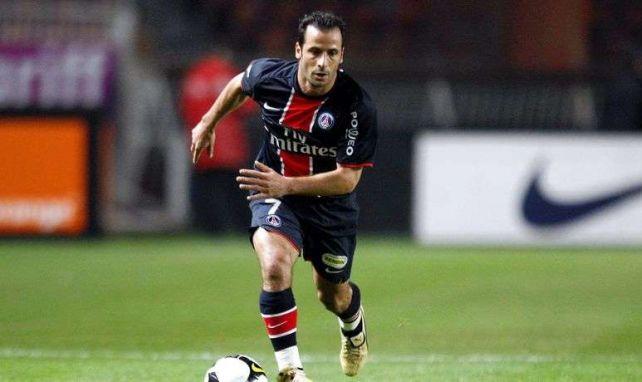 Giuly ne veut pas mettre la pression au PSG