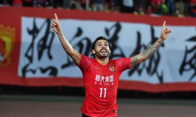 Goulart sera bientôt la nouvelle star de la sélection chinoise