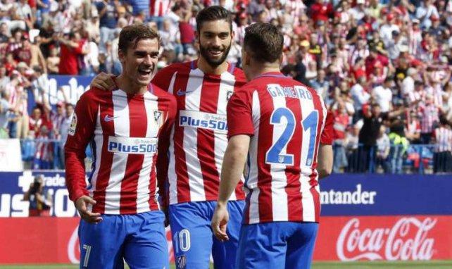Griezmann en pleine forme avec l'Altético Madrid