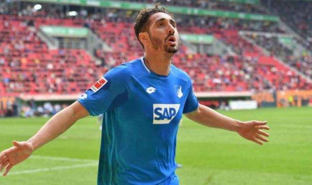 Ishak Belfodil, ici buteur avec Hoffenheim, en veut clairement à son club...