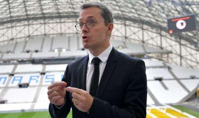 Jacques-Henri Eyraud et l'OM rattrapés par l'UEFA