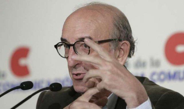 Jaume Roures, le président de Mediapro