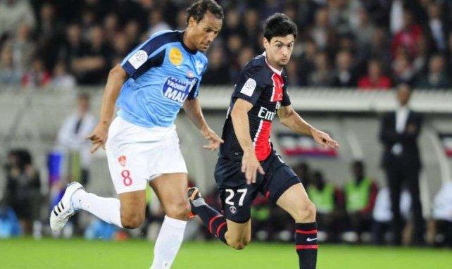 Javier Pastore, le joueur le mieux payé de L1