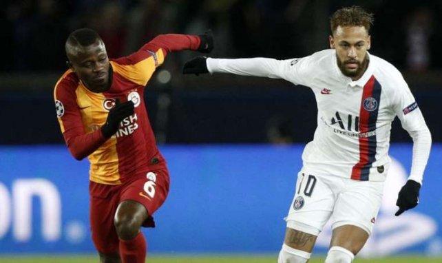 Jean-Michael Seri, ici face à Neymar et au PSG, ne devrait pas revenir en L1 cet hiver