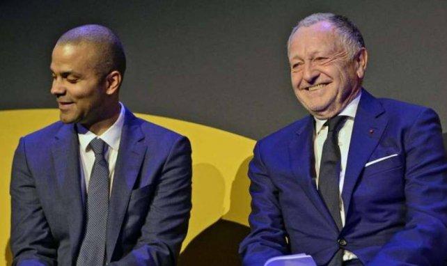 Jean-Michel Aulas verrait bien Tony Parker lui succéder à la tête de l'OL