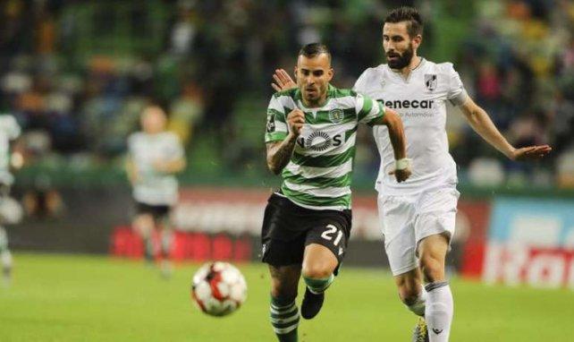Jesé Rodriguez, ici sous le maillot du Sporting CP, ne joue plus...