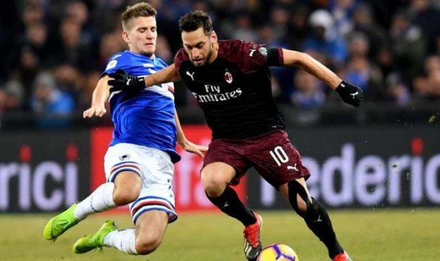 Joachim Andersen quitte la Sampdoria pour rejoindre l'Olympique Lyonnais