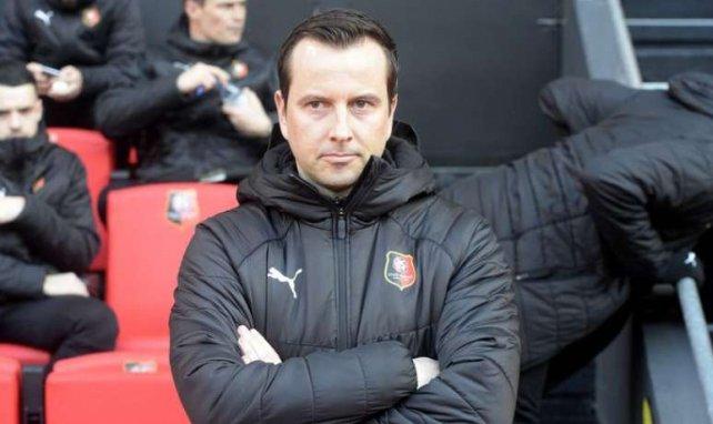 Julien Stéphan est revenu sur ses relations avec Hatem Ben Arfa et Olivier Létang
