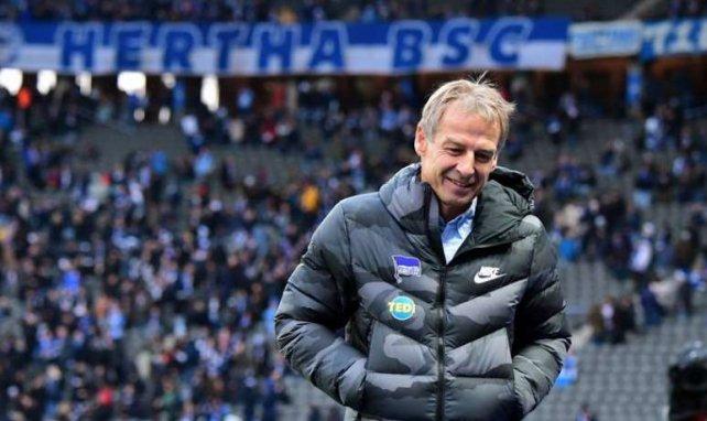 Klinsmann et le Hertha Berlin voient les choses en grand cet hiver
