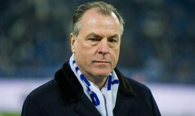 Klubboss Clemens Tönnies und Schalke suchen einen neuen Trainer