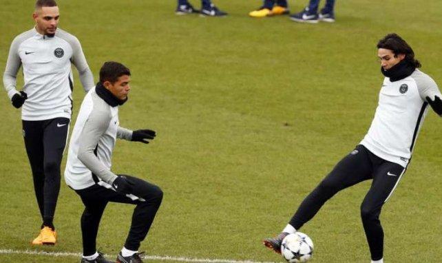 Kurzawa, Thiago Silva et Cavani, trois joueurs en fin de contrat au PSG