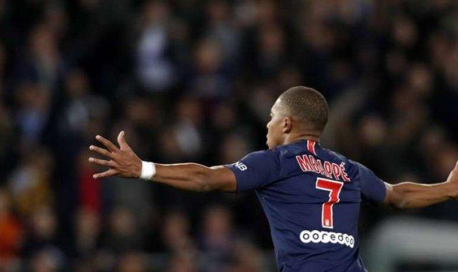 Kylian Mbappé, ici buteur avec le PSG, a failli ne pas signer avec le club de la capitale