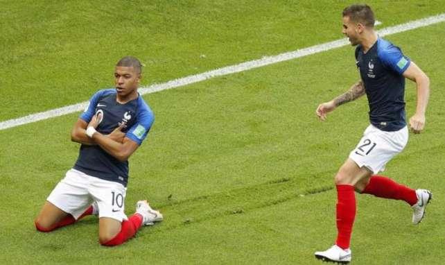 Kylian Mbappé n'a pas séduit que les Français contre l'Argentine...