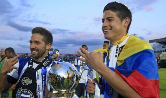 L'ASM fait coup double avec la paire Moutinho-Rodriguez