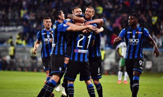 L'Atalanta Bergame va disputer la Ligue des Champions pour la 1ère fois de son histoire !