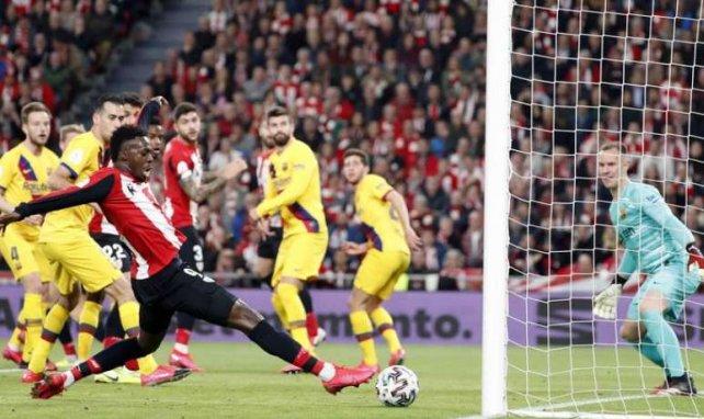 L'Athletic a sorti le FC Barcelone en quarts