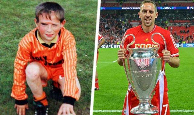 L'Histoire de Franck Ribéry