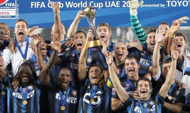 L'Inter Milan toujours sur le toit du monde