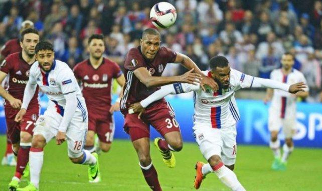L'OL et Besiktas se sont mis d'accord pour Marcelo