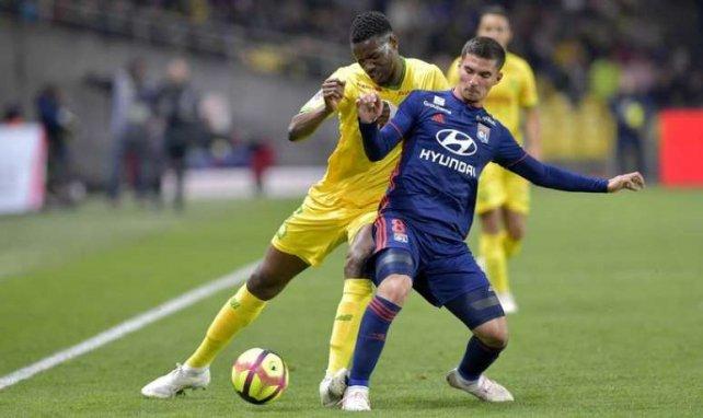 L'Olympique Lyonnais a enregistré une troisième défaite de rang toutes compétitions confondues